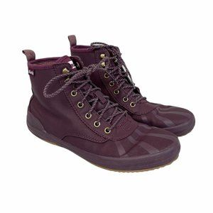Keds Scout Boot Splash Twill Water Resistant Boots